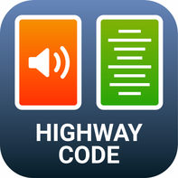 Highway Code App for Android and iOS Apple