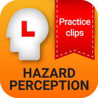 Hazard Perception app for Android and iOS Apple